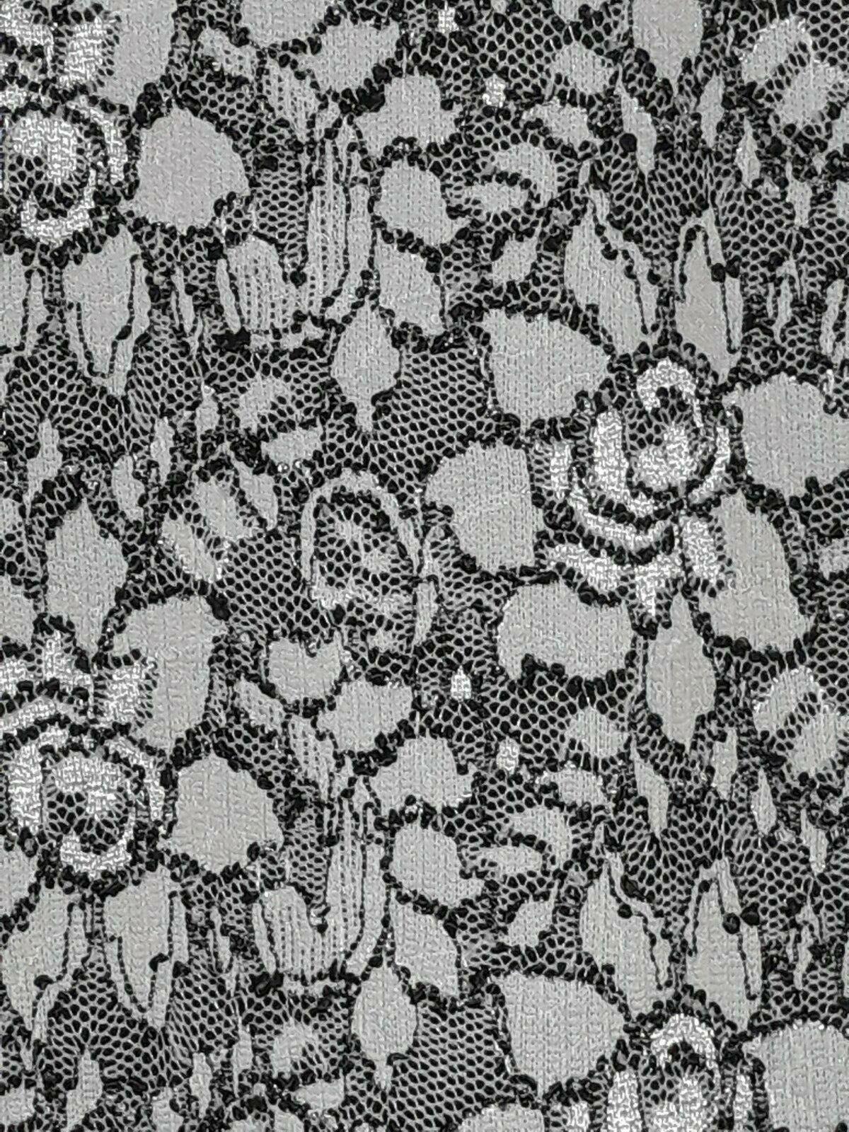 MIAMODA Kleid mit zweifarbiger Spitze und Pailletten,Gr 46 . | | | Wirtschaftlich und praktisch  | Elegante und robuste Verpackung  | Marke  a045a2