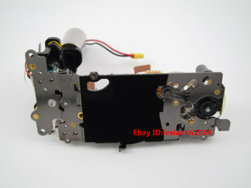 Repair Parts For Nikon D4 Aperture Control Motor Charge Base Plate Assembly New