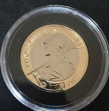 2015 Royal Mint Brilliant Uncirculated £2 Two Pounds Coin 1st Britannia Design