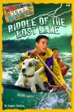 Riddle of the Lost Lake (Wishbone Super Mysteries) Barkan, Joanne, Duffield, Ri
