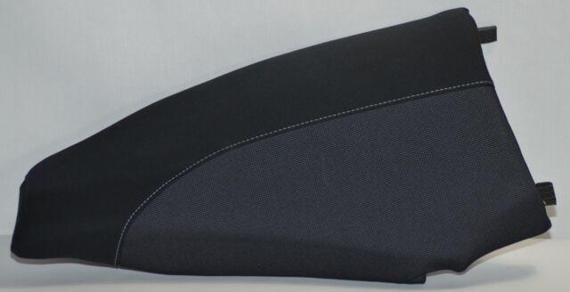 Seat BMW 1ER E87 Rear Seat Bench Backrest Left Network Anthracite 7118681