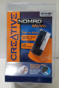 CREATIVE NOMAD MUVO 64 MB WINDOWS 7 64 DRIVER