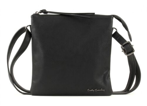 Bandoulière Crossover Black Barclay Bag Betty Sac À On6tPxBv