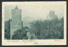 Nijmegen  Kronenburgerpark 1901  met kleinrondstempel Sommelsdijk