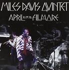 Miles Davis April 11 1970 Fillmore West CD