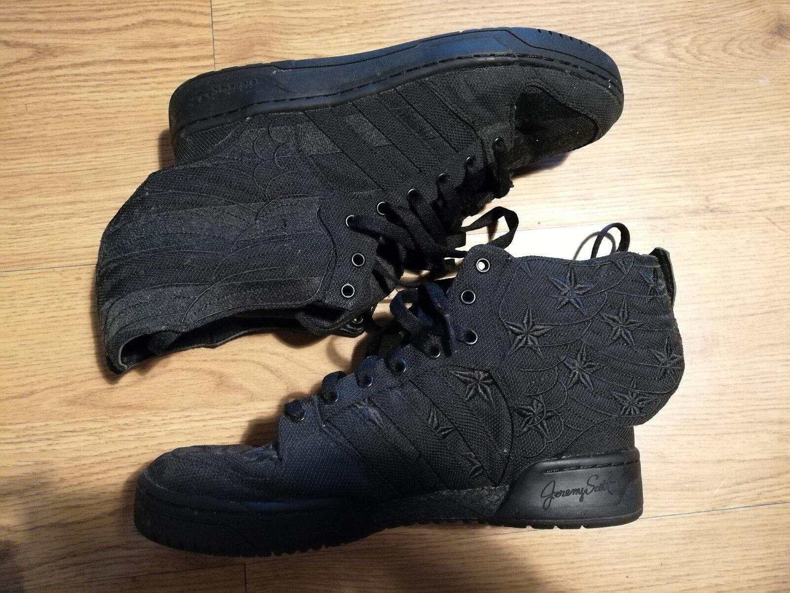 Jeremy Scott Adidas Originals X A Negra AP X Rocky Bandera Negra A | Reino Unido 7 | ofrece Bienvenido b383bd
