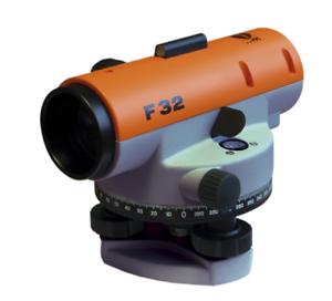 Nedo-Automatisches-Nivelliergeraet-F32-32-fach-Baunivellier-Nivellier