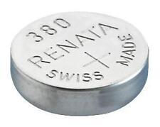Baterías-no recargables-botón de células óxido S 1.55V 380