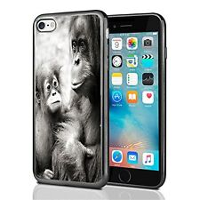 Mommy And Baby Ape For Iphone 7 Case Cover By Atomic Market