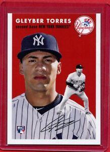 2018-Topps-Throwback-Thursday-TBT-257-Gleyber-Torres-RC-1954-Baseball-Design