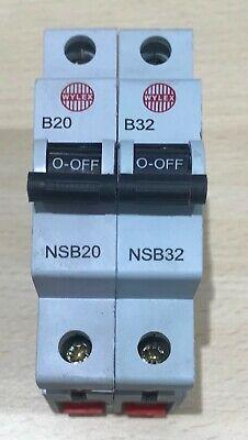 Wylex B16 NSB16 MCB Series 3