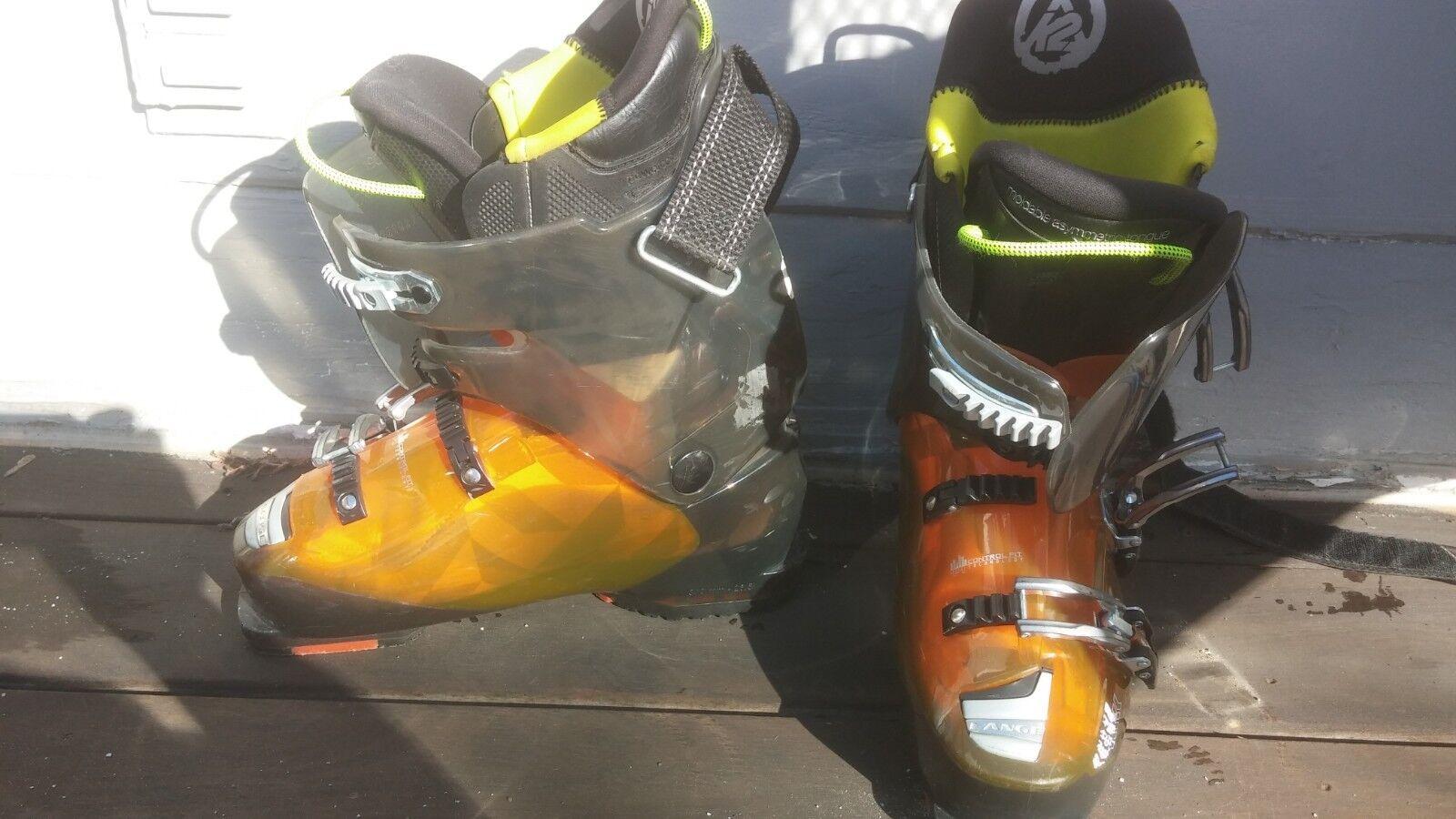 Lange Super Blaster 26.5 Ski boots