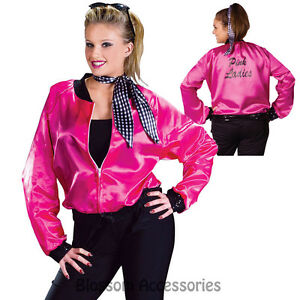 CL149 T-Bird Sweetie 50's Grease Rydell High Pink Ladies ...