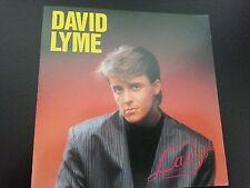 DAVID LYME - Lady CD Italo Disco Euro Beat
