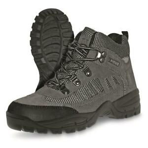 de0788857 ITASCA Men's Amazon Waterproof Hiking Boots Grey Gray Size 8   eBay