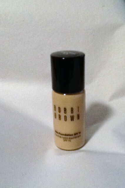 Bobbi Brown Skin Foundation .5 oz 15ml SPF 15 ~ ALABASTER 00 ~ Fast Shipping!
