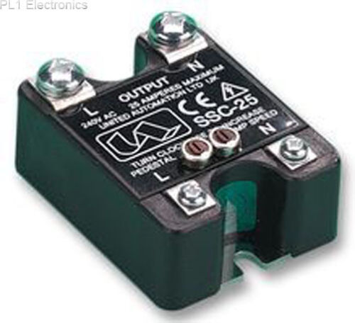 Unidos Automation-ssc-25 Módulo De Control softstart
