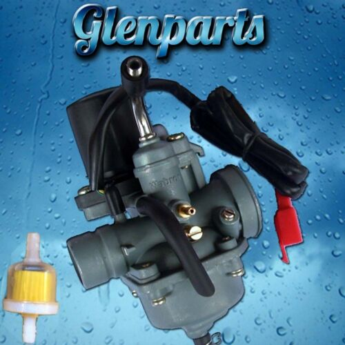 NEW Carburetor ETON RXL 50 Viper ATV Quad 2 Stroke Carb