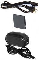 Ac Adaptor For Panasonic Dmc-fp7 Dmc-fp7a Dmc-fp7k Dmc-fp7n Dmc-fp7p Dmc-fp7r