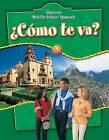 Como Te Va?: Nivel A by McGraw-Hill Education (Hardback, 2006)