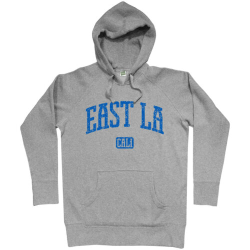 CA California Hip-Hop Gangsta Rap 323 East LA Los Angeles Hoodie Men S-3XL