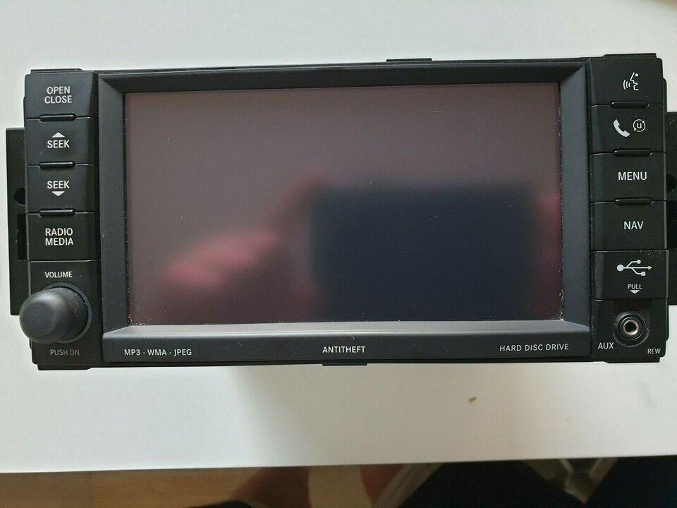 andet mærke Mygig REW 730N Navigation, Multimedia Radio