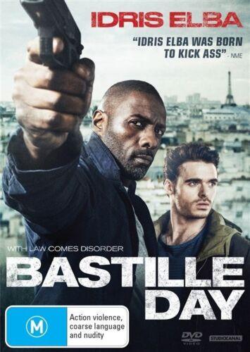 1 of 1 - Bastille Day (DVD, 2016) X RENTAL FREE POST