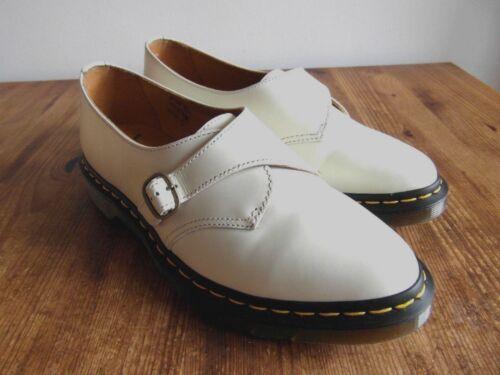 Strap 8 Ivory Shoes Single Martens Danio' Uk Monk 'agnes Dr qwWO41pnW