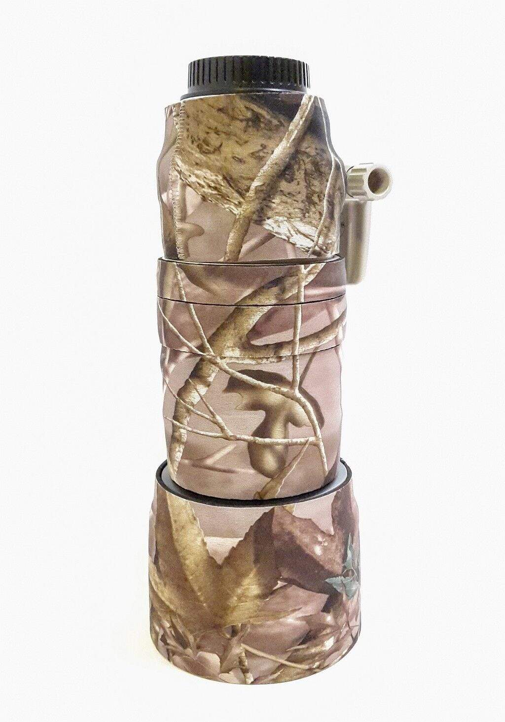 Camouflage Lens Cover for Canon 100-400 IS Mk 1 ( Neoprene Camo )