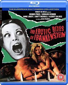 The Erotico Rites Of Frankenstein Blu-Ray Nuovo (NUC0024)