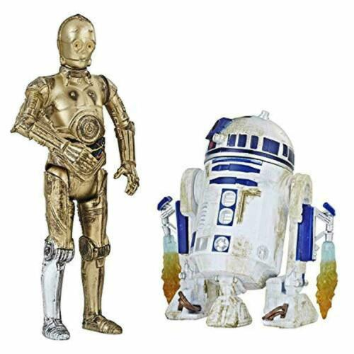Star Wars Force Link 2.0 C-3PO and R2-D2 Disney Hasbro Toys R Us Exclusive NEW