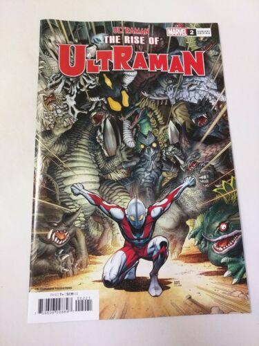The Rise of Ultraman #2 2020 MARVEL Comics 1:25 Arthur Adams Variant Cover NM