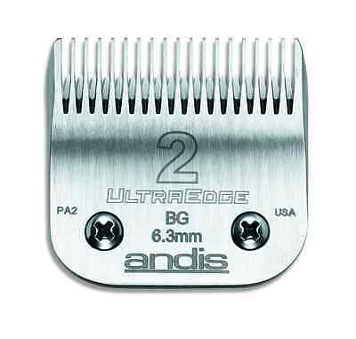 "Andis UltraEdge 2 Clipper Blade # 64078  1/4""  6.3mm"