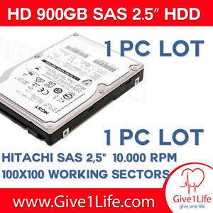 HGST-HUC109090CSS600-900GB-10K-rpm-SAS-6Gbps-2-5-034-SFF-512-FORMAT