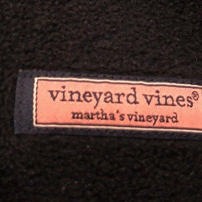 Vineyard Vines Women S Fleece Fleece Fleece Vest Navy bluee Small Full Zipper Excellent c1ffb5