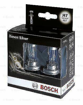 Bosch 1987301087 12 V 55 W H7 XENON Silver Ampoule