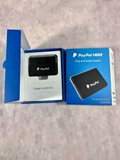 New Paypal Here Chip And Card Swipe Reader Pcsusdcrt
