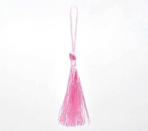 Buy2Get 3rd 50/% OFF 3 to 50 Cotton 13.5cm Tassels for Decoration Sewing Crafts