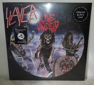 SLAYER-LIVE-UNDEAD-180GR-LP