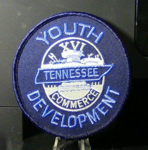 Youth Development Center Patch Youth Detention Center in Tennessee