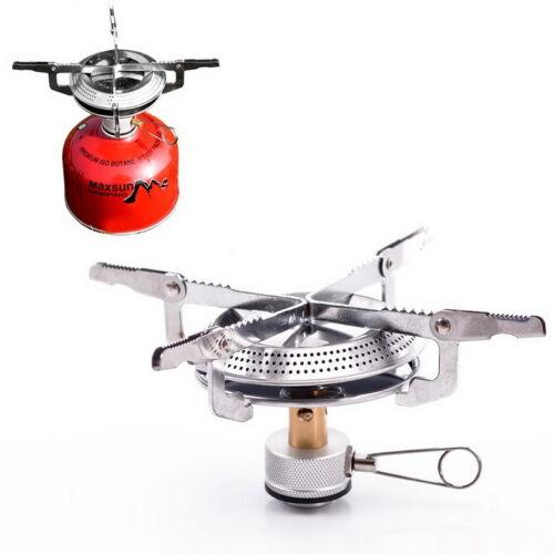 Gaskocher Campingkocher Portable Butan Gasherd Hockerkocher Wokbrenner Gaskocher