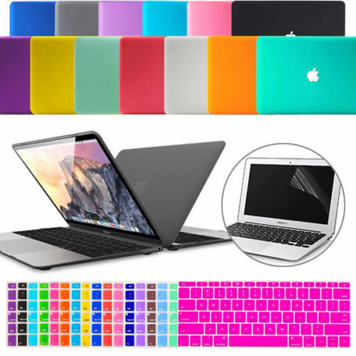 Laptop Rubberized Hard Cover Case for Apple Macbook Air 13 inch Keyboard Cover