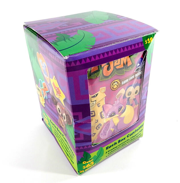 Animal Jam Value Box Trading Cards Fashion Tags Pet Clips ...