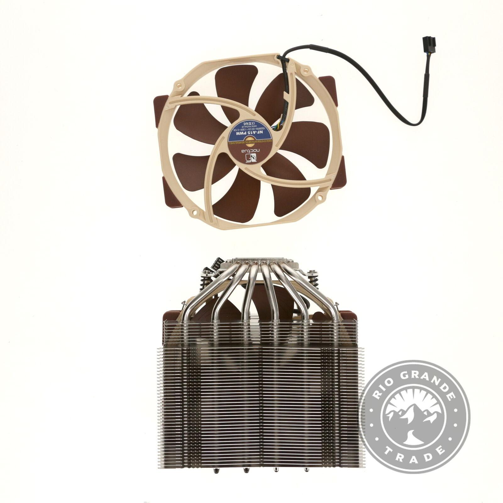 OPEN BOX Noctua NGH-D15 SE-AM4 Premium Dual-Tower CPU Cooler for AMD AM4 - Brown