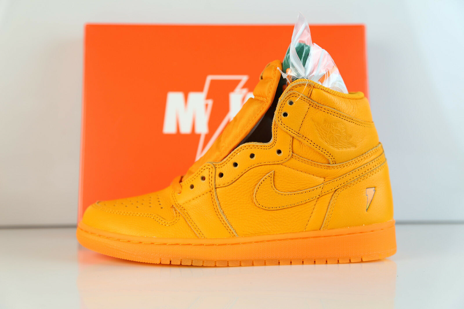 nike air jordan retro 1 haut - og g8rd gatorade gatorade g8rd orange aj5997-880 8-12.5 8992a6