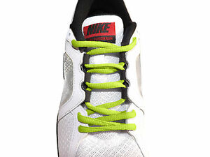 Neon Yellow Coloured Round Shoelaces 120cm for Trainers Running Shoes Gym Shoes - London, United Kingdom - Neon Yellow Coloured Round Shoelaces 120cm for Trainers Running Shoes Gym Shoes - London, United Kingdom