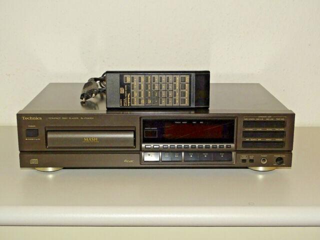 Technics SL-PG420A CD-Player, gepflegt, inkl.Fernbedienung, 2 Jahre Garantie