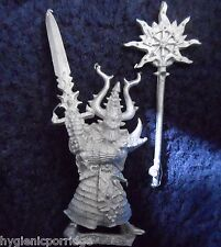 1994 Chaos Aekold Helbrass Champion of Tzeentch Citadel Warhammer Army Hordes GW