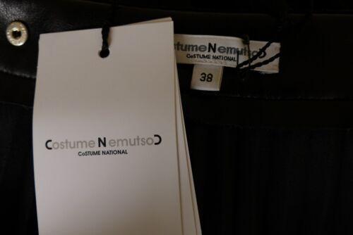 Schwarz National Black Faltenrock Skirt It Rock Nemutso 38 Costume wIR1dqI