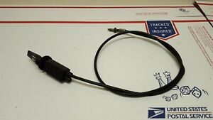 Polaris Trail Blazer 400 2003 Choke Cable